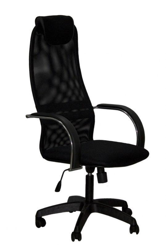 Кресло компьютерное Гэлакси лайт(черная ткань)