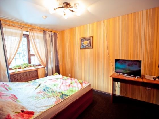Бронирование гостиницы с номерами-апартаментами
