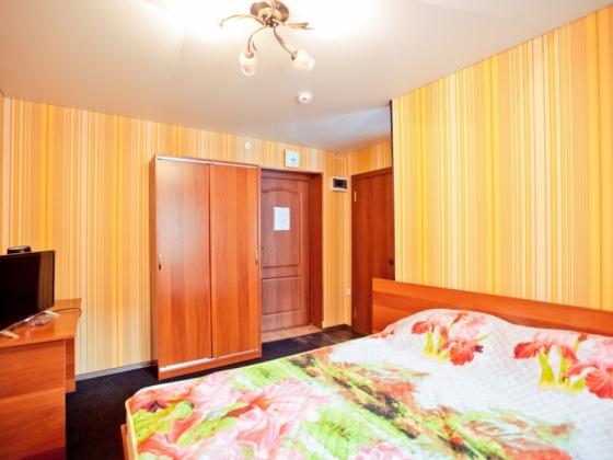 Номера гостиницы в Барнауле с бронированием без карты