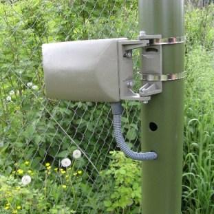 ГРАНЬ-50 охранный радиоволновый линейный двухпозиционный извещатель